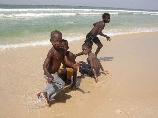 Plage de Nouakchott : plage