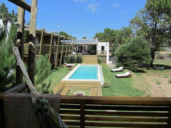 Posada Arenas de Jose Ignacio : The pool