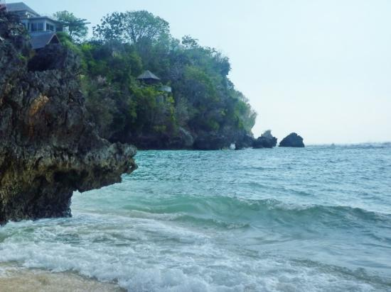 Pecatu, Indonesië: Exotic Beach