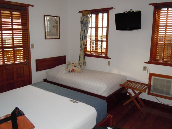 Hotel Bocas del Toro: Town-Balcony Room