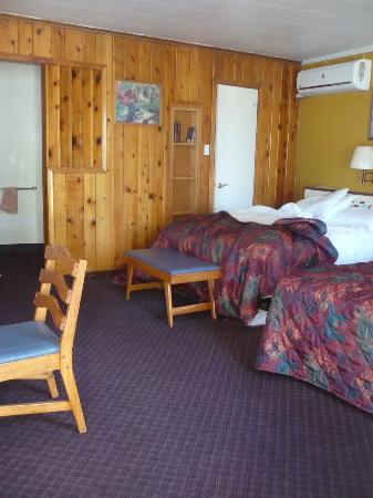Redrock Country Inn : la chambre