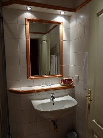 Marc Aurel: Ванная комната