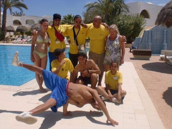 Hotel Cedriana: les fou