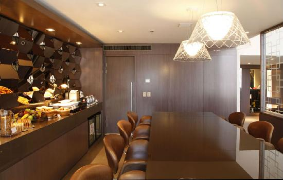 InterContinental Sao Paulo: Executive Club Lounge