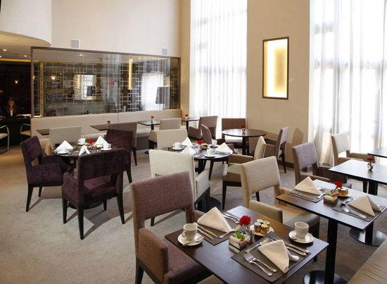 InterContinental São Paulo: Executive Club Lounge