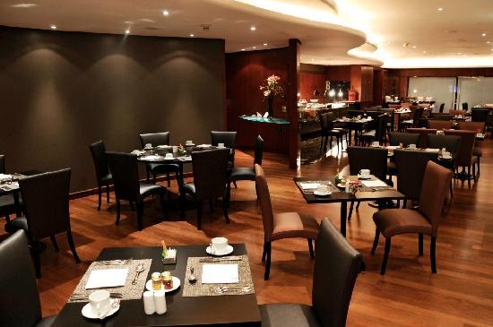InterContinental Sao Paulo: Tarsila Restaurant