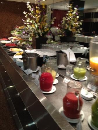Windsor Plaza Brasilia Hotel: café da manhã 2