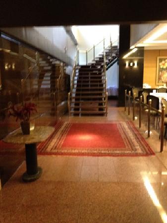 Windsor Plaza Brasilia Hotel: hall