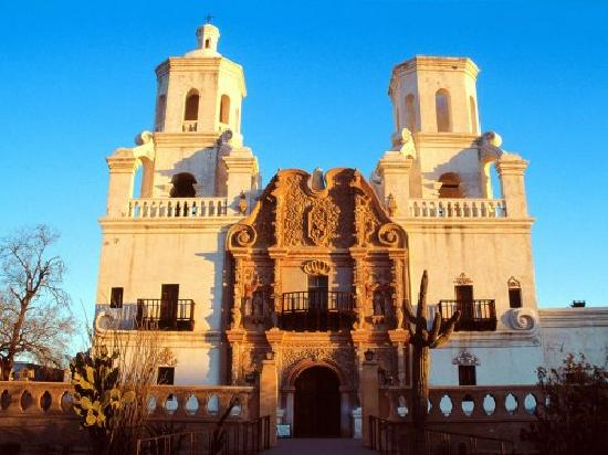 Sonesta ES Suites Tucson: San Xavier Mission