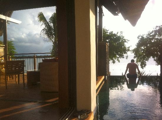 Angsana Balaclava Mauritius: Beach Suite  1. Etage