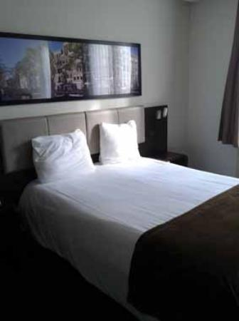 BEST WESTERN Dam Square Inn: room