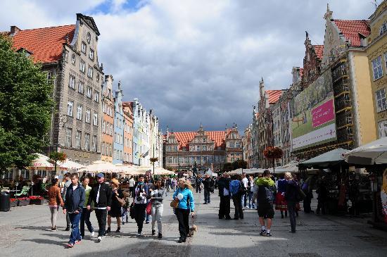 Dluga Street (ul. Dluga): Ulica Dluga
