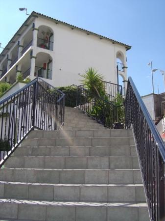 Hotel Marques de Cima: SR building entrance