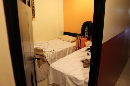 Alamanda Hotel Petaling Street: Bedroom