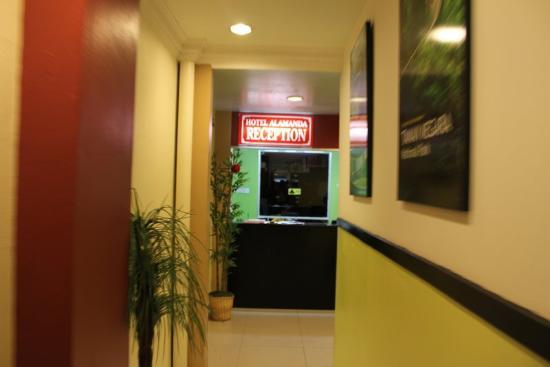Alamanda Hotel Petaling Street: Hotel Lobby