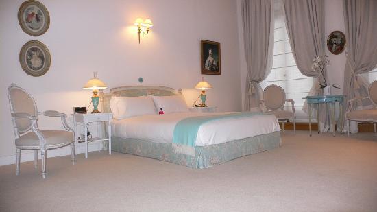 โรงแรมเจส์ ปารีส: Deluxe Suite Louis XVI