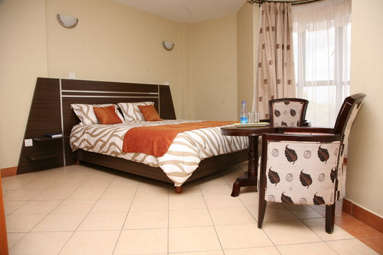 Nairobi Transit Hotel: Deluxe Room