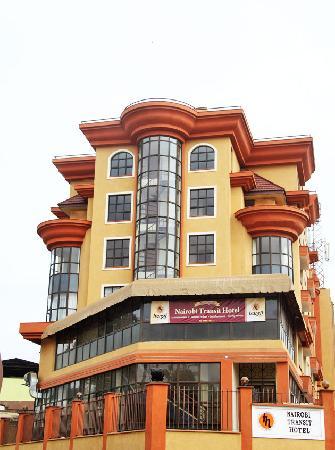 Nairobi Transit Hotel: Hotel Exterior