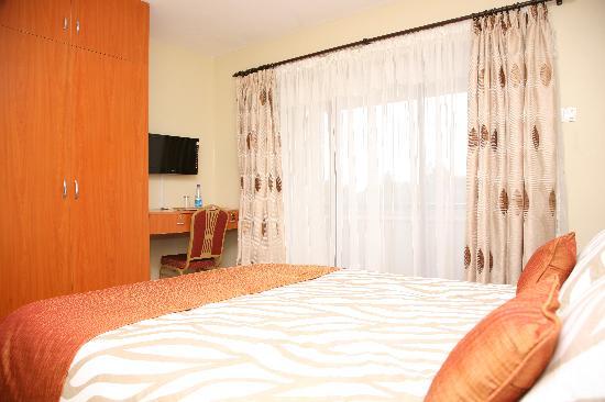 Nairobi Transit Hotel: Standard Room