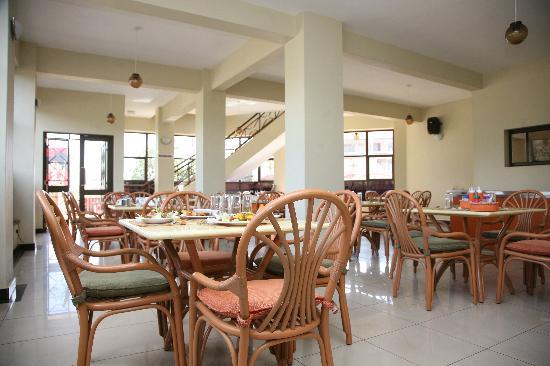 Nairobi Transit Hotel: In-house Restaurant