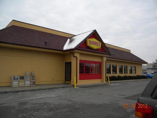 Denny's: Located in Gurnee, Illinois