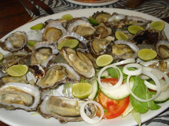 Savannah : Oysters