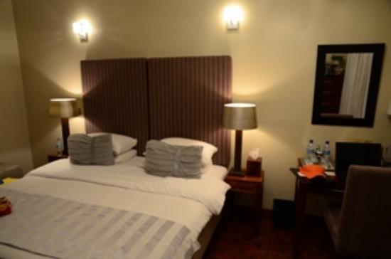The Bay Leaf Boutique Hotel: Bedroom