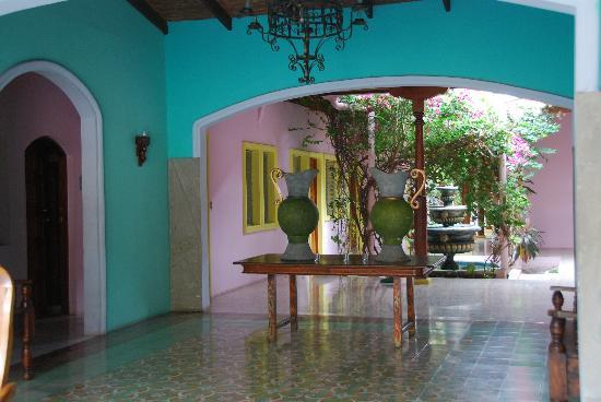 Hotel Kekoldi de Granada: reception