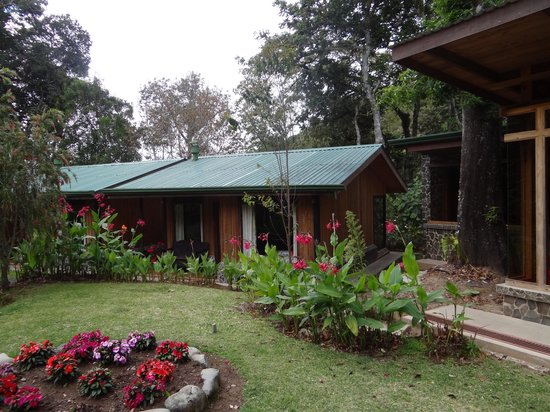 Savegre Hotel, Natural Reserve & Spa: our bungalow