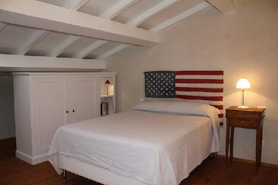 Residenza Farnese: Camera America