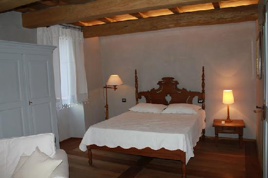 Residenza Farnese: Suite amour