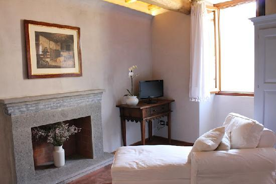 Residenza Farnese: Living Suite amour