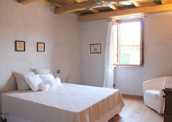 Residenza Farnese: Camera jolie