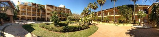 Hotel Guadalmina Spa & Golf Resort: Recinto hotelero