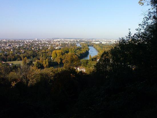 Du Côté de Rueil : La vallée de la Seine