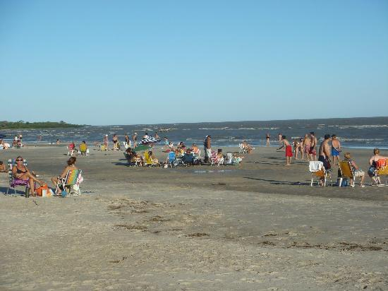 Rio de la Plata: People on Ferando