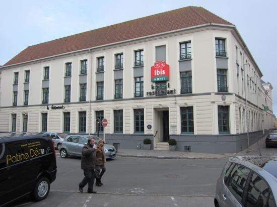 Ibis Saint Omer Centre: Ibis hotel