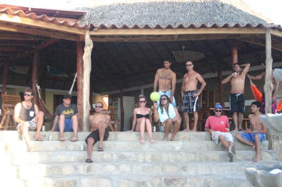 Miramar Surf Camp : great company