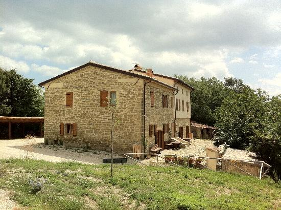 Le Ginestre Bed and Breakfast Assisi: B&B Le Ginestre