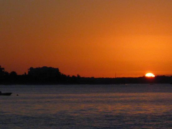 Grace Bay: February Sunset