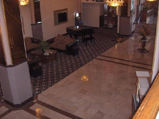 Ben Lomond Suites Historic Hotel, an Ascend Collection Hotel: Main Lobby