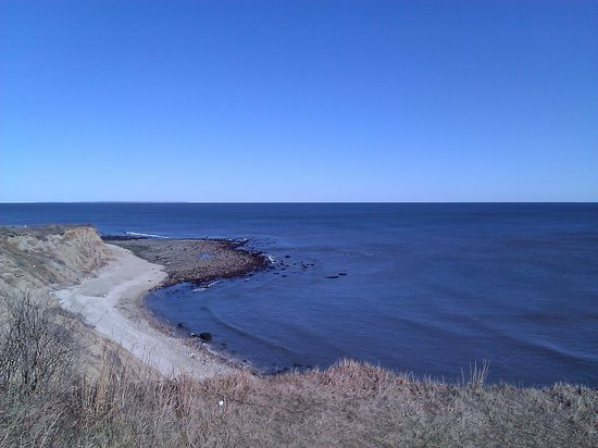 Montauk, NY: View of Tidal Pool