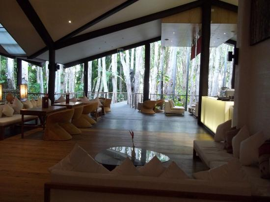 Kewarra Beach Resort & Spa: lobby