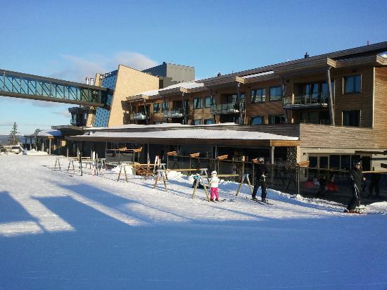 Trysil mountain - Picture of Radisson Blu Mountain Resort & Residences Trysil, Trysil ...