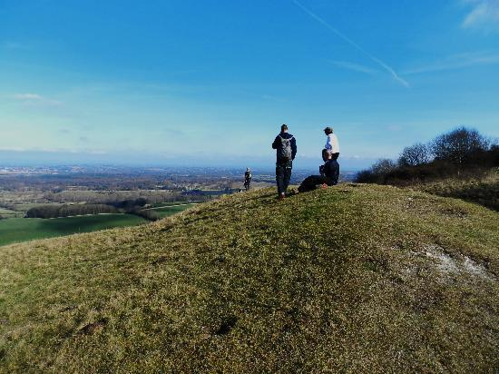 UK Wild Adventures Day Trips: The hike