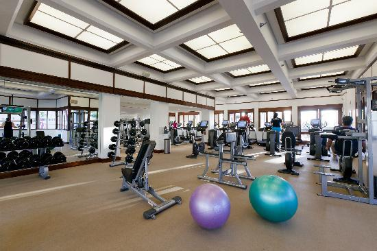 Waikiki Beach Marriott Resort & Spa: New!  3,000 sq ft. Fitness Center