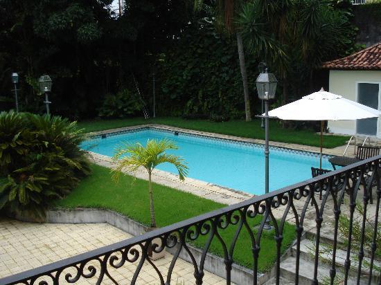 Villa Laurinda: vista desde el desayunador