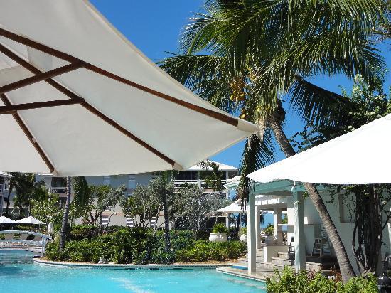 Ocean Club West: Beautiful pool area