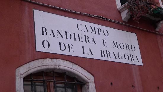 Campo Bandiera E Moro
