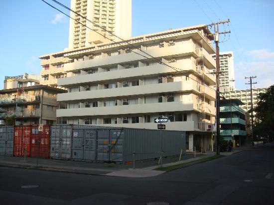 Waikiki Central Hotel: The hotel